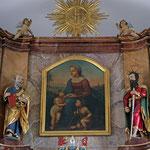 Kirchenbilder Büttikon - Nikolauskapelle