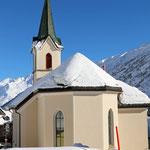 Kirchenbilder Realp - Katholische Kirche