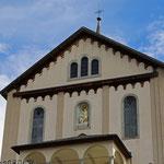 Kirchenbilder Fiesch - Pfarrkirche Johannes der Täufer