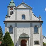 Kirchenbilder Homburg - Peter und Paul Kirche