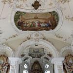 Kirchenbilder Schmerikon - Pfarrkirche St. Jodokus