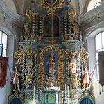 Kirchenbilder Hospental - Maria Himmelfahrt Kirche