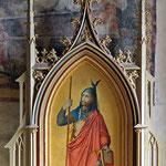 Kirchenbilder Raron - Burgkirche