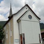 Kirchenbilder Segnas - St. Sebastian und St. Rochus Kirche