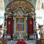 Kirchenbilder St. Gallen - Stiftskirche / Kathedrale