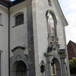 Kirchenbilder Schänis - St. Sebastian Kirche