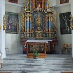 Kirchenbilder Fiesch - St. Augustinus Kapelle