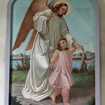 Kirchenbilder Bütschwil - Schutzengelkapelle