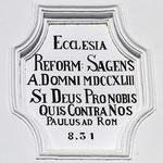 Kirchenbilder Sagogn - Reformierte Kirche