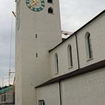Kirchenbilder Lenzburg - Herz Jesu Kirche