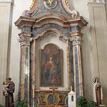 Kirchenbilder Lugano - Pfarrkirche San Pietro