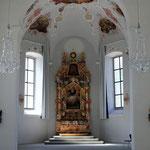 Kirchenbilder Flüelen - Kirche St. Georg und St. Nikolaus