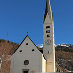 Kirchenbilder Zernez - Baselgia evangelica reformada Zernez
