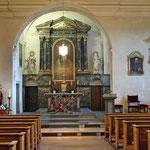 Kirchenbilder Luzern - St. Peterskapelle