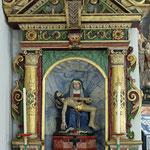 Kirchenbilder Mompé Tujetsch - St. Nikolaus und Silvester Kapelle