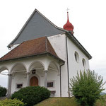 Kirchenbilder Alberswil - Kapelle St. Blasius