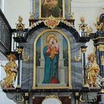 Kirchenbilder Lütisburg - St. Michael Kirche
