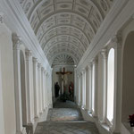 Kirchenbilder Disentis - Marienkirche
