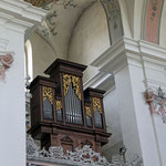 Kirchenbilder Sarnen - Pfarrkirche St. Peter und Paul