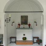 Kirchenbilder Andermatt - Kapelle Oberalp