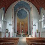 Kirchenbilder Männedorf - Pfarrkirche St. Stephan