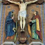 Kirchenbilder Gams - Pfarrkirche St. Michael