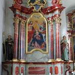 Kirchenbilder Tübach - Mariahilf Kirche
