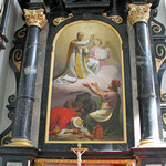 Kirchenbilder Brig - Kollegiumskirche zum Heiligen Geist