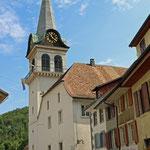 Kirchenbilder Waldenburg - Reformierte Kirche