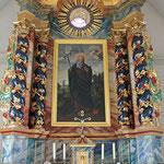 Kirchenbilder Brig - Antoniuskapelle