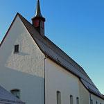 Kirchenbilder Appenzell - Kapuzinerkloster Maria Lichtmess