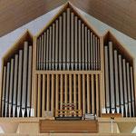 Kirchenbilder Danis - Pfarrkirche Hl. Dreifaltigkeit