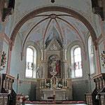 Kirchenbilder Römerswil - Katholische Kirche