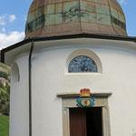 Kirchenbilder Wassen - Kapelle