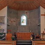 Kirchenbilder Zernez - San Antonius Kirche