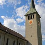 Kirchenbilder Erstfeld - Pfarrkirche St. Ambrosius