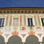 Kirchenbilder Carona - Pfarrkirche San Salvatore