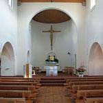 Kirchenbilder Landquart - St. Fidelis Kirche
