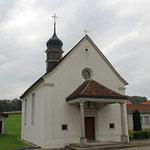 Kirchenbilder Auw - St. Josef Kapelle
