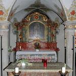 Kirchenbilder Beinwil - Burkardskapelle