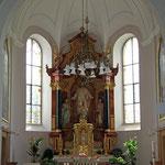 Kirchenbilder Schlatt - Kirche St. Josef