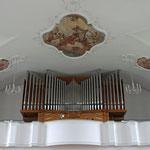 Kirchenbilder Auw - Pfarrkirche St. Nikolaus
