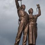 Windhuk Befreiungs-Statue