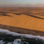 Flug über die Namib #6