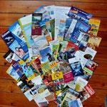 Infomaterial und Ausflugstipps