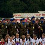 Militär und Kinder