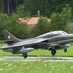 J-4206 / HB-RVV bei Hunter Flying Group