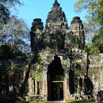 Angkor Thom, South Gate