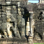Angkor Thom, Terrace of the Elephants
