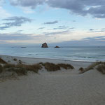 Sunset at Sandfly Bay